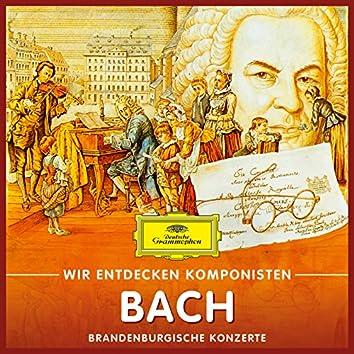 Wir entdecken Komponisten: Johann Sebastian Bach – Brandenburgische Konzerte