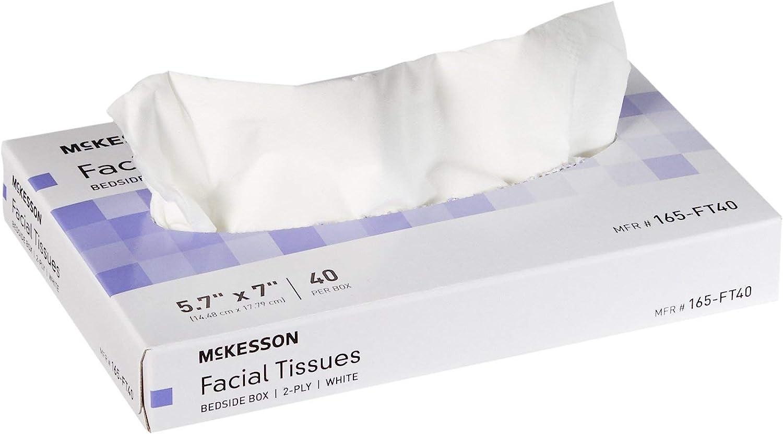McKesson 55% OFF 2-Ply Facial Tissue Al sold out. 5.7 x 7