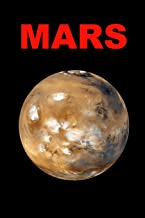 Mars: The Empty Lined Notebook Journal Diary for Lovers of the Planet Mars