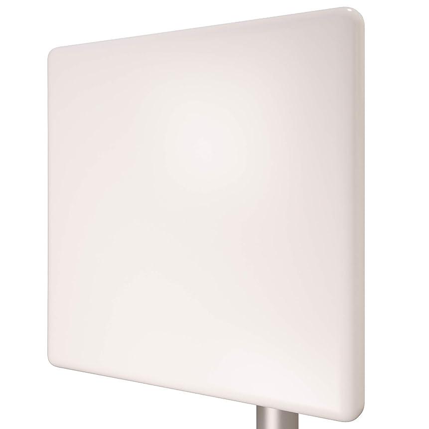 グラス傀儡サンプルパネル5?GHz WiFiアンテナ?–?22dbi?–?5?ghz-5.8ghz Wide Range ( 4900mhz-5850mhz )?–?アウトドア?–?ディレクショナルワイヤレスアンテナ?–?tp544。。。