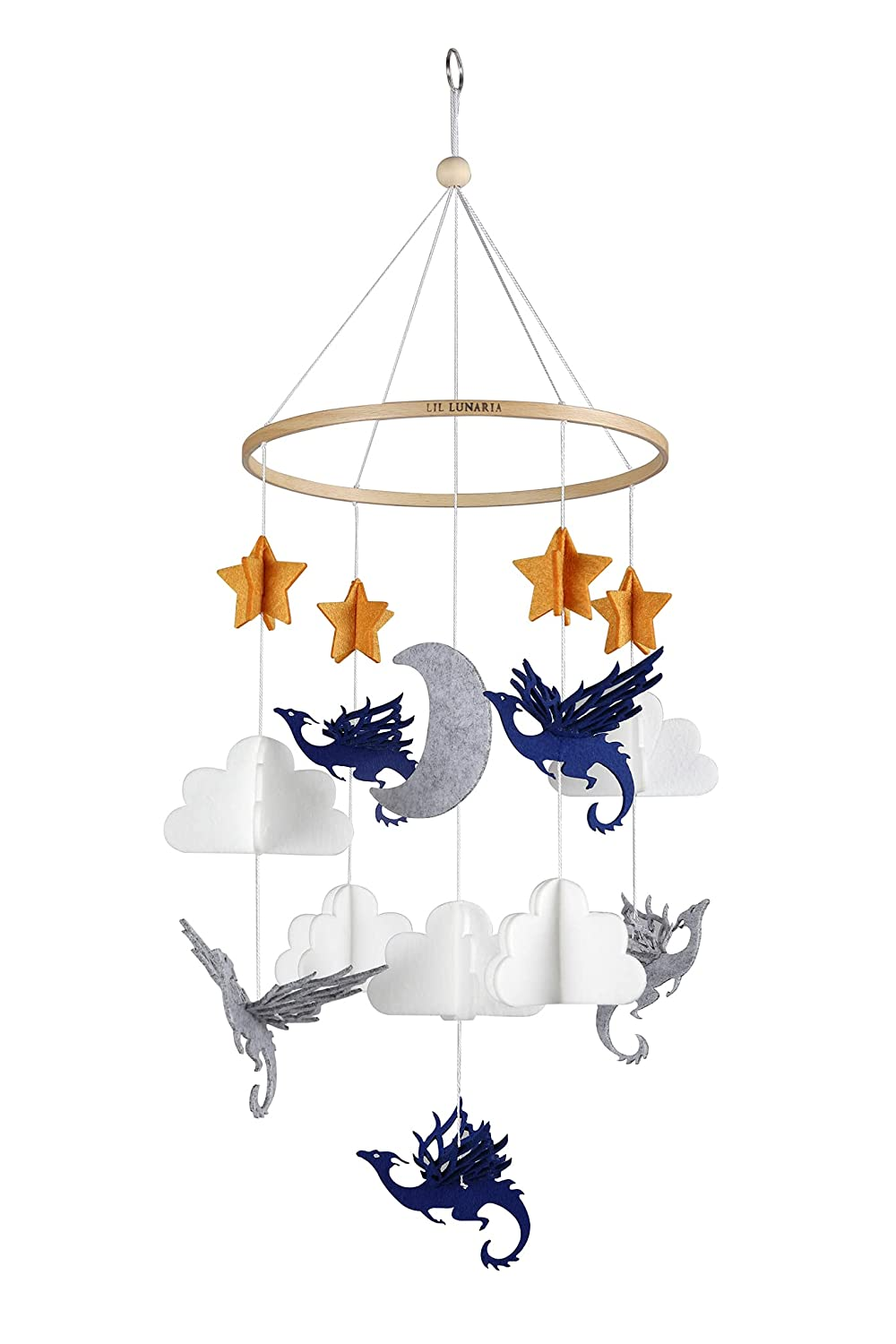 Baby Crib Mobile for Boys and San Francisco Mall Nurse Shower Girls: Gifts Max 79% OFF Set