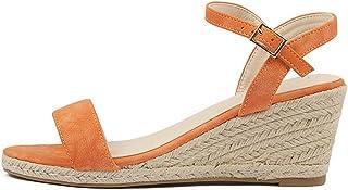 KO FASHION AMOS-KF Womens Shoes Espadrilles High Heels