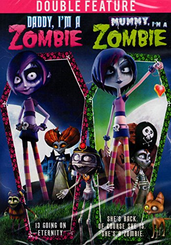 Daddy I'm a Zombie , Mummy I'm a Zombie - Double Feature -  DVD, Rated PG