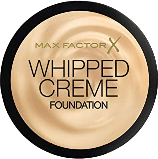 Max Factor Whipped Creme Foundation - 18ml, 45 Warm Almond