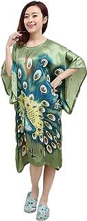 a01f1b9835438 Amazon.fr : peignoir - Vert / Vêtements de nuit / Femme : Vêtements