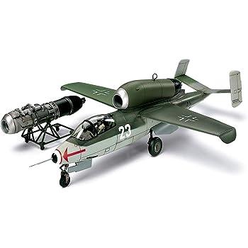 タミヤ 1/48 傑作機シリーズ No.97 ドイツ空軍 ハインケル He162 A-2 サラマンダー プラモデル 61097