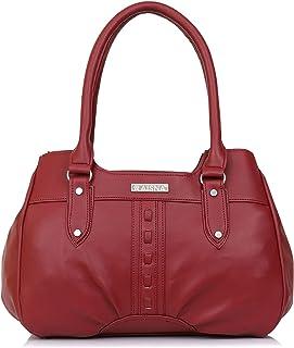 Aisna Women's Star Handbag(ASN-209)(Maroon)