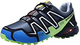 Mens Running Shoes Men's Non-Slip Sneakers Hiking Athletic Outdoor Sports Shoes