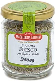 Antica Macelleria Falorni, L'Aroma fresco, condimento aromatico toscano, insaporitore per carne con spezie 100% italiane, ...