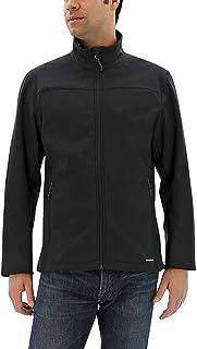adidas Outdoor Men's Softcase Softshell Jacket, Black, XX-Large