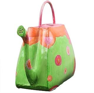 storeindya Iron Watering Can Gardening Lawn Care Watering Equipment Outdoor Indoor Patio (Hand Bag)