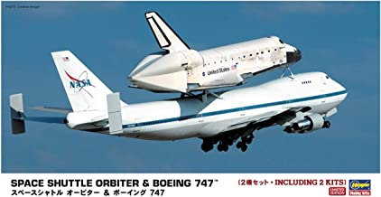 HASEGAWA 10680 1/200 NASA Space Shuttle Orbiter/Boeing 747 Ltd (japan import)