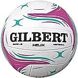 Gilbert Women's Helix Match Ball, Purple, Size 5