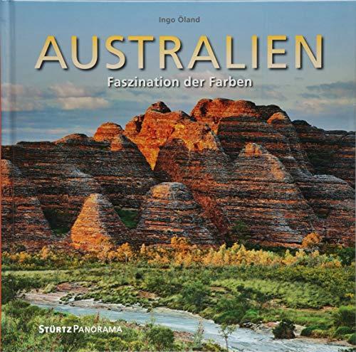 Panorama Australien - Faszination der Farben: Ein hochwertiger Fotoband mit über 190 Bildern auf 188 Seiten im quadratischen Großformat - STÜRTZ Verlag