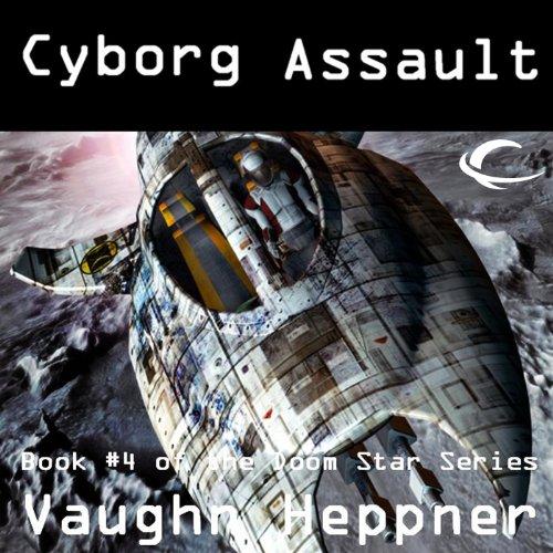 Cyborg Assault audiobook cover art