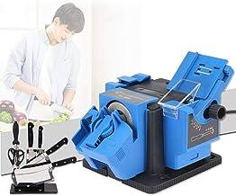 Électrique Multi-tâche Sharpener Couteau Ciseaux Drill Affûtage Machine