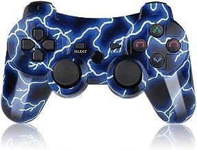 کنترلر دو شوک بی سیم بیوای Bowei PS3 برای پلی استیشن 3 با سیم شارژ