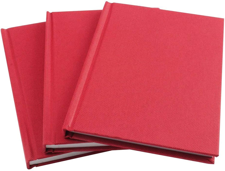 3 X A6 Ruled Feint Manuscript Book(Pack of 10)