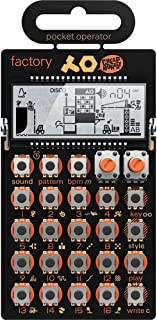 Teenage Engineering PO-16 Pocket Operator Factory Lead and Chord Synthesizer