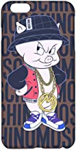 iPhone 6-6S Plus Porky Pig Back Cover - Multi Color