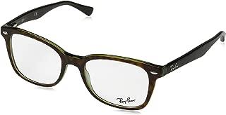 RX5285 Square Eyeglass Frames
