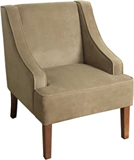 Best brown velvet armchair Reviews