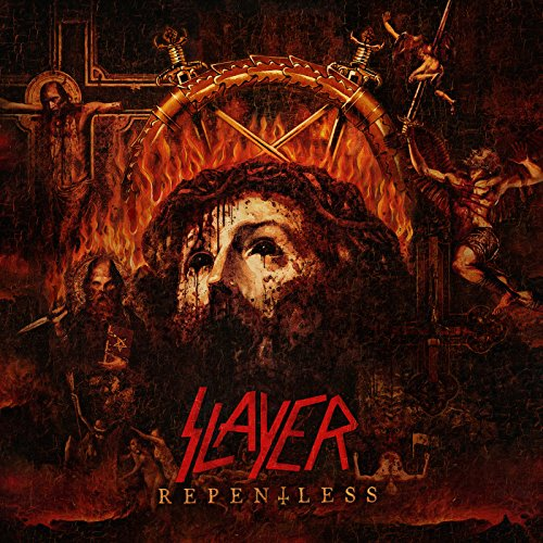 Slayer: Repentless (Audio CD (Standard Version))