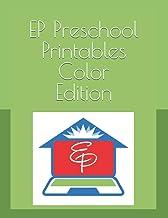 EP Preschool Printables Color Edition: Part of Easy Peasy All-in-One Homeschool PDF