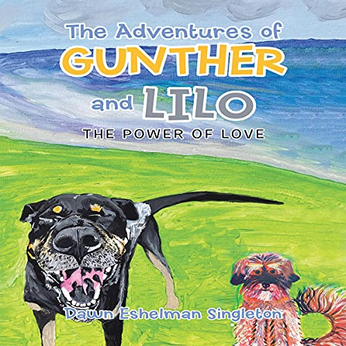 The Adventures of Gunther and Lilo: The Power of Love cover art
