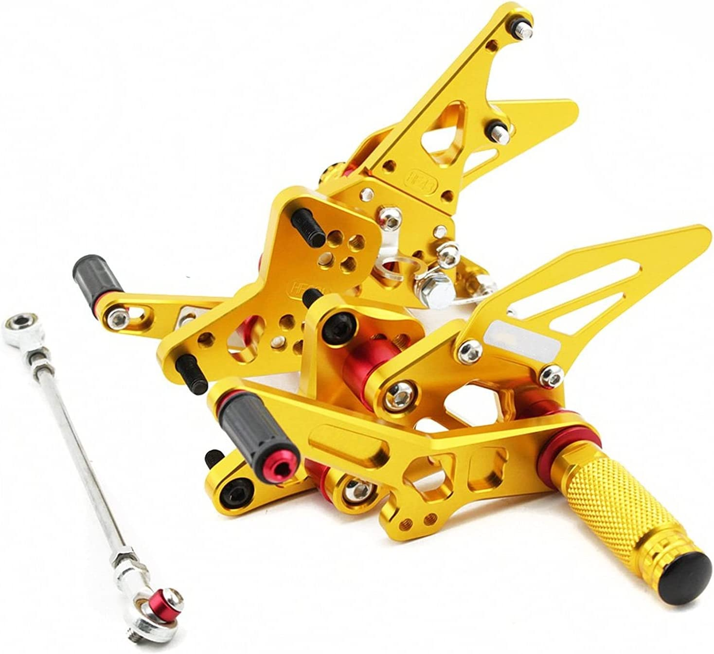 OFFicial site Demeanor Motorcycle Pedal outlet Full Aluminum CNC Adjustabl