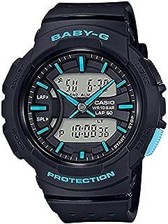 Casio Baby G Women's Watch Black 46.4mm Resin BGA240-1A3