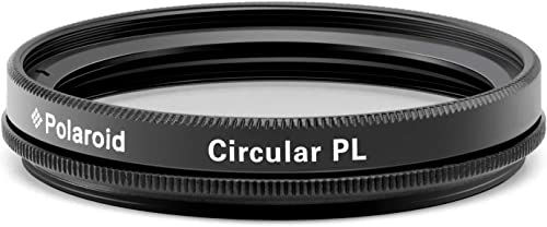 high quality Polaroid Optics 55mm Multi-Coated 2021 Circular Polarizer Filter [CPL] For 'On Location' Color Saturation, Contrast & high quality Reflection Control– Compatible w/ All Popular Camera Lens Models sale