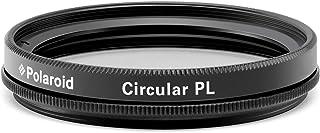 Polaroid Optics 58mm Multi-Coated Circular Polarizer Filter [CPL] For 'On Location' Color Saturation, Contrast & Reflectio...