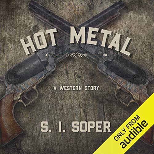 Hot Metal audiobook cover art