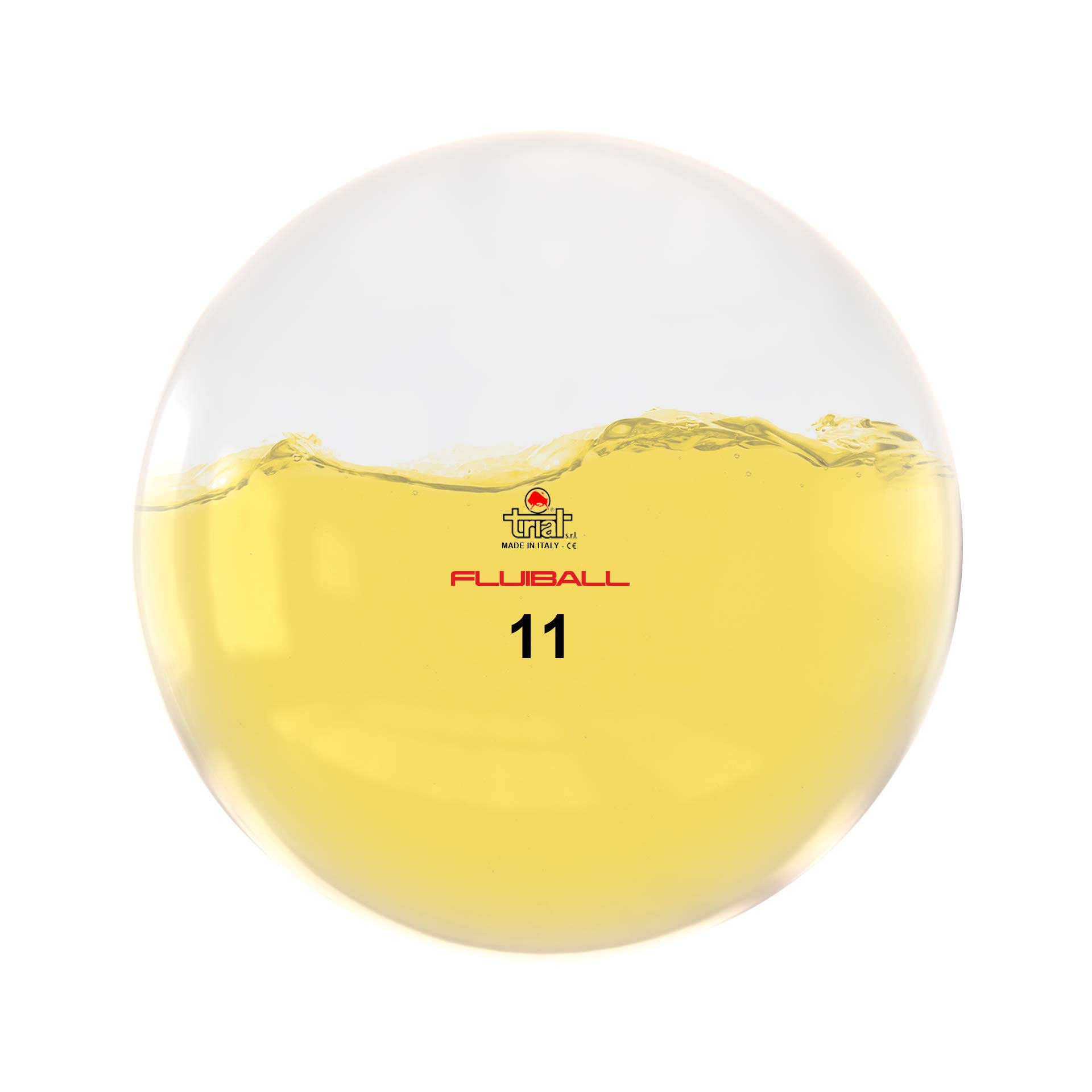 REAXING Fluiball, Balón Medicinal Innovador con el Interior, una ...