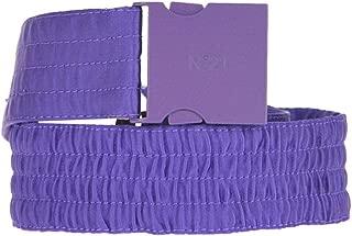 Luxury Fashion | N°21 Womens MCGLACC000006002I Purple Belt | Season Outlet