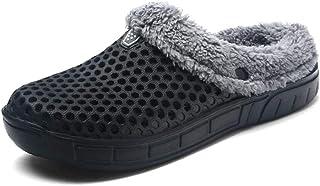 Women Slippers for Men Summer Mules Clogs Garden Shoes Breathable Slipper Unisex Non-Slip Flip Flops