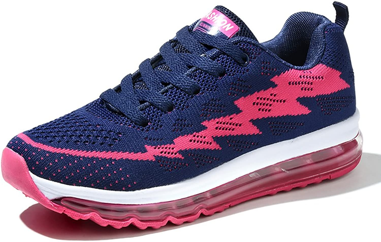 EMMARR Womens Air Cushion Outdoor Sport Running shoes Lightweight Casual Sneakers