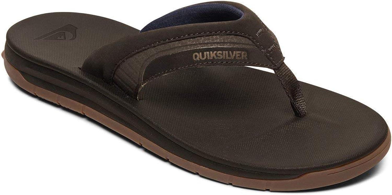 Homme Quiksilver Coastal Excursion Travel Sandl Chaussures /à Eau