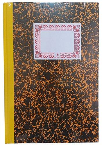 Dohe 9952 - Cuaderno cartoné, cuentas corrientes, folio natural