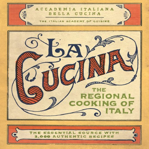 La Cucina audiobook cover art
