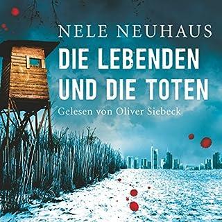 Die Lebenden und die Toten Titelbild