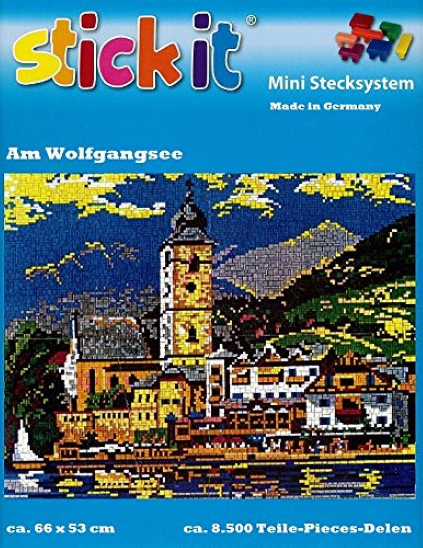 Stickit Mini Stecksystem Am Wolfgangsee ca. 8.500 Teile Nr. 41273 B01M8LNHE9    Hervorragende Eigenschaften