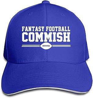 BOoottty Fantasy Football Commish Design Flex Baseball Cap Black