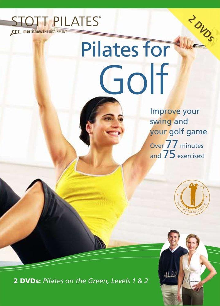 STOTT PILATES Pilates Golf DVD