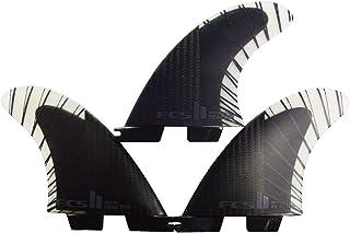 2020 FCS2 fin エフシーエスツー フィン REACTOR PC CARBON TRI リアクター パフォ-マンスコアカーボン トライ AirCore エアコア [M/L] 3FIN ショートボード用 サーフボードフィン