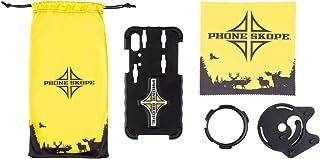 Phone Skope Complete Digiscoping Kit, Compatible with iPhones OR Samsung, Fits Vortex Razor HD Binoculars & Swarovski EL, ...