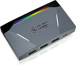 IOGEAR KeyMander 2 Keyboard/Mouse Adapter Plus Controller Crossover- GE1337P2
