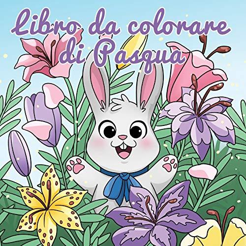 Libro da colorare di Pasqua: Cestino di Pasqua e libri per bambini dai 4 agli 8 anni: 7