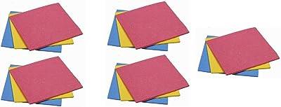 Bajrang® sponge wipe(Multicolor) (15 pcs.)